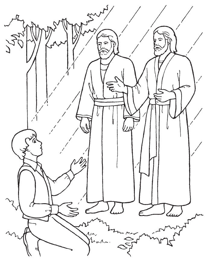 Le Discours De Joseph Smith Sur King Follett Cham Yvenor